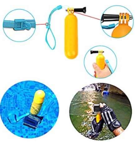 accesorios para cámara deportiva