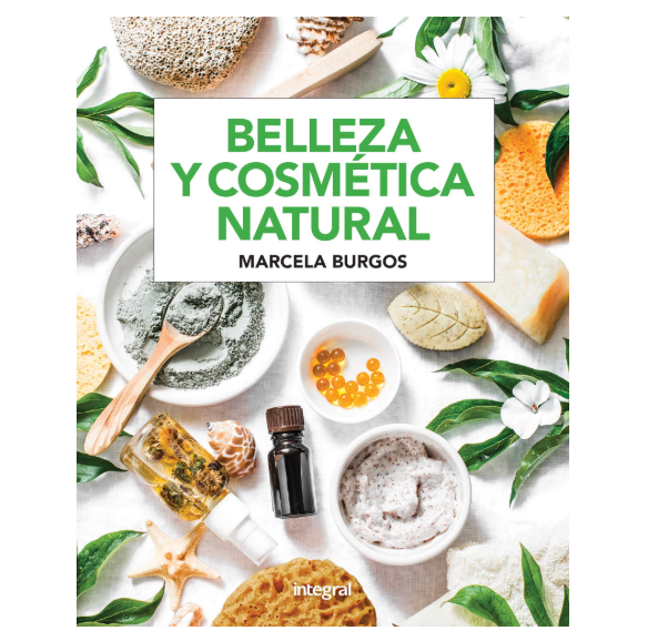 libro de belleza y cosmética natural