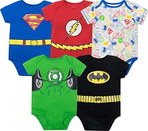 Body bebe superheroe DC