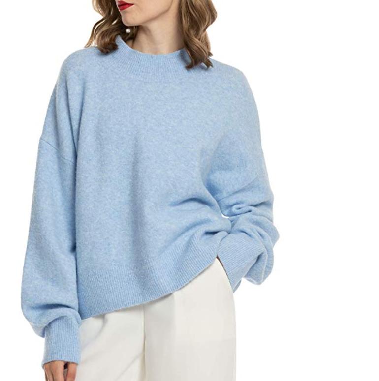 jersey de lana para mujer