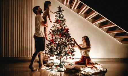 Portada regalo Navidad Familia