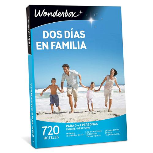 Caja Wonderbox familia